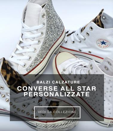 converse all star personalizzate alte