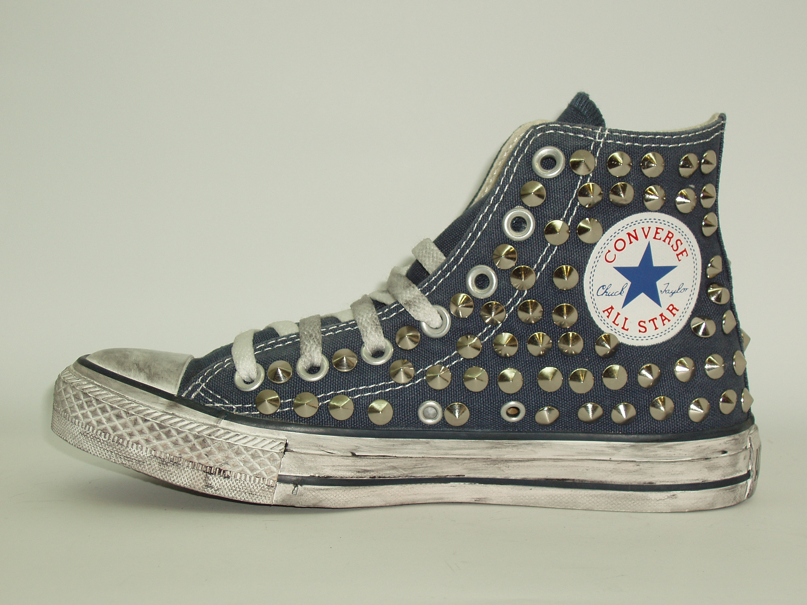 all star alte borchie