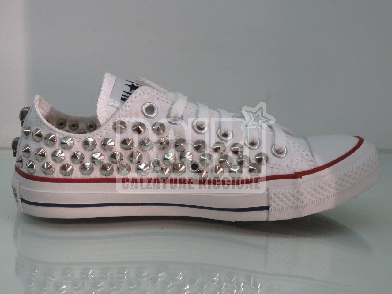 2all star converse borchie donna