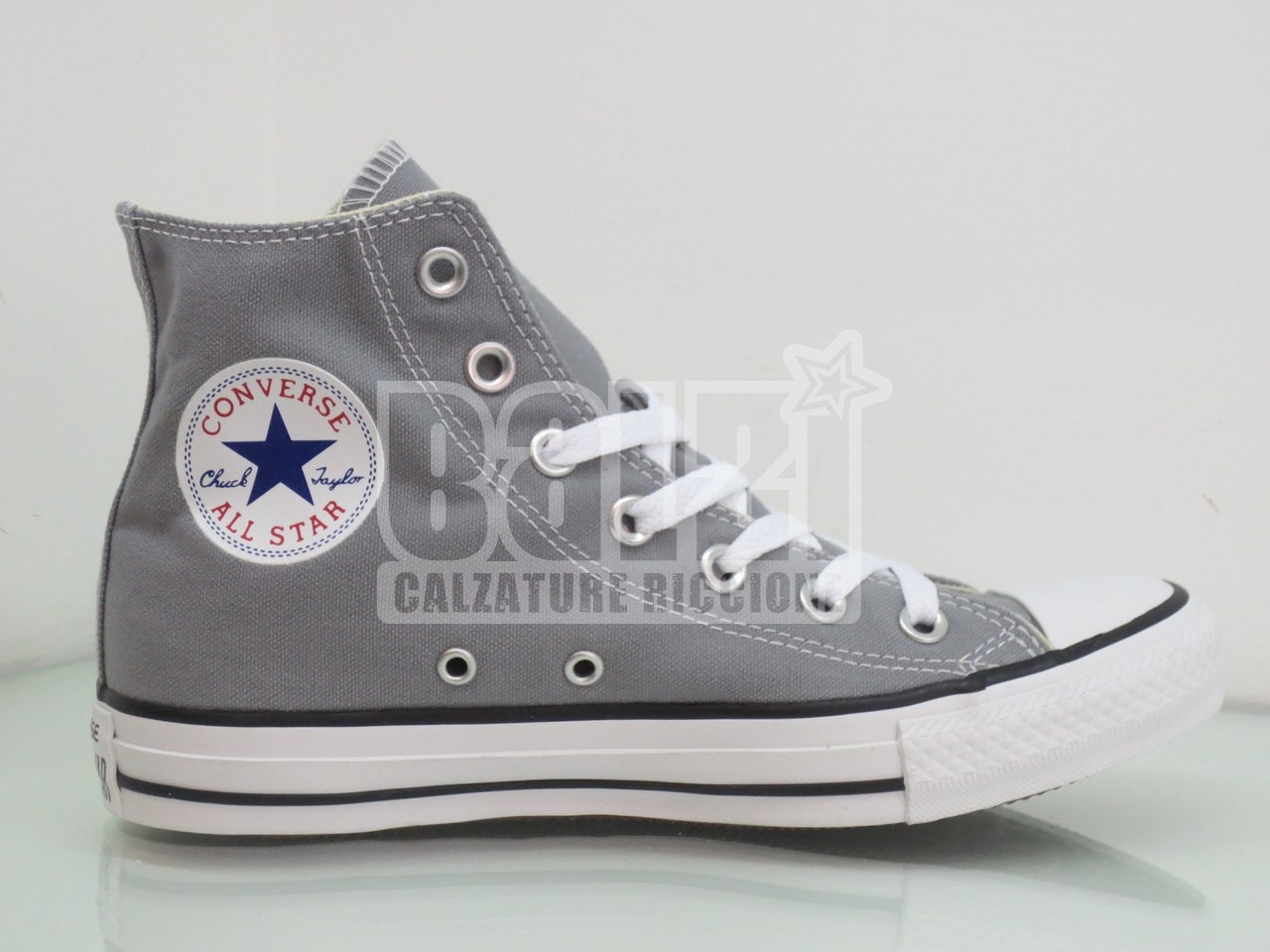 converse all star alte grigie