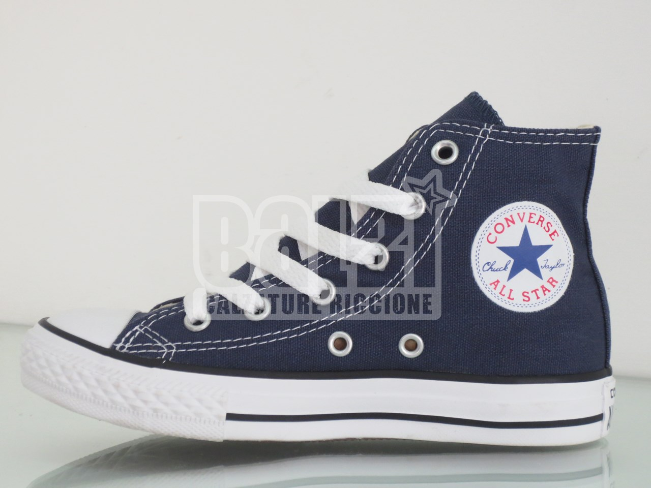 converse all star navy basse