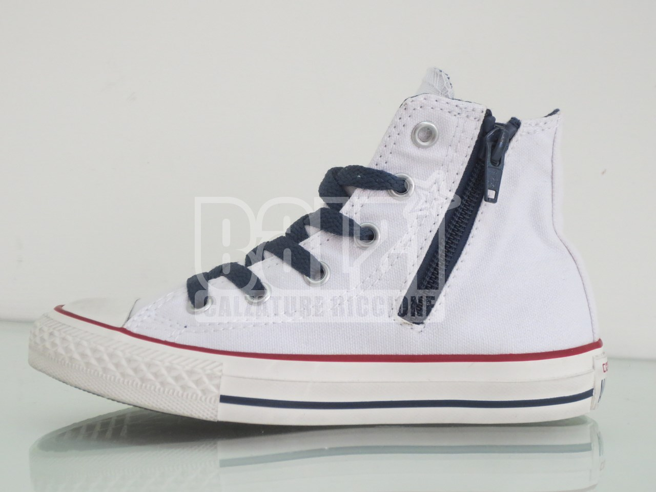 converse all star blu bimbo