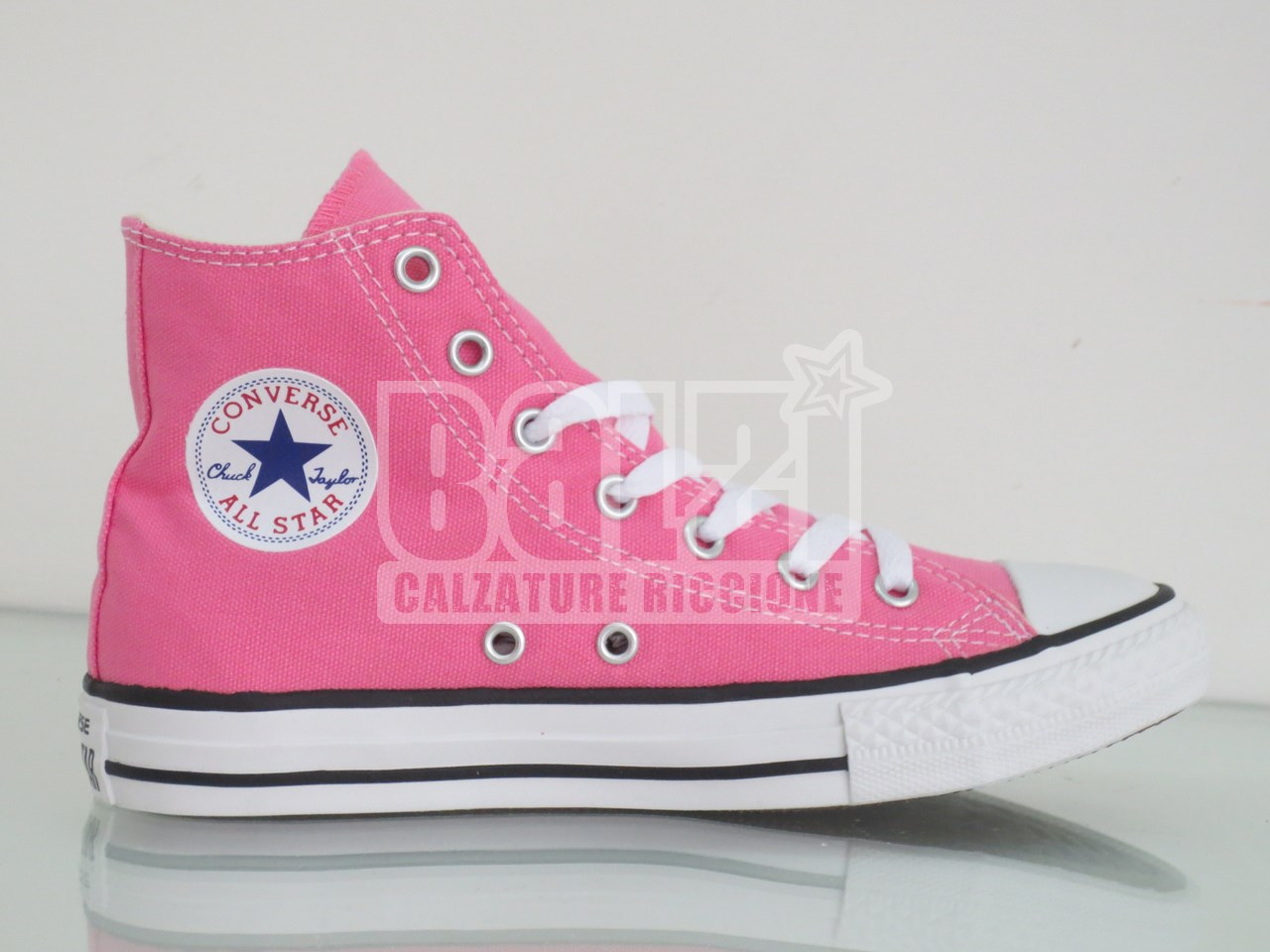 converse all star bambina rosa
