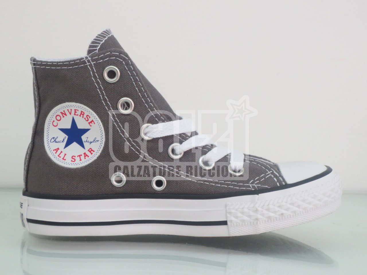 all star converse bambina alte