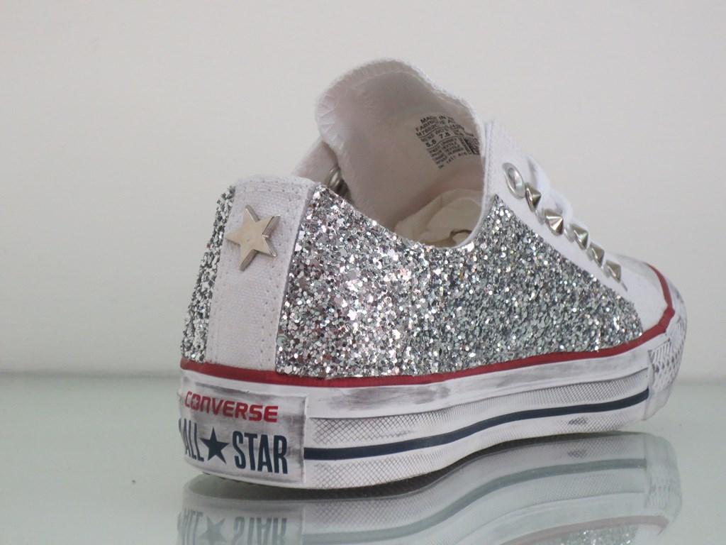 converse borchie glitter