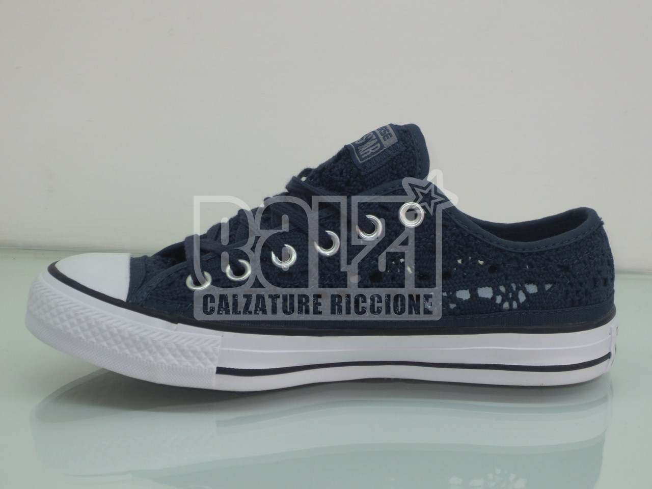 converse donna pizzo basse