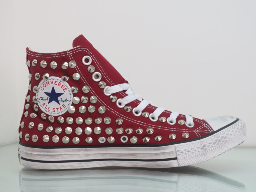 converse all star platform bordeaux