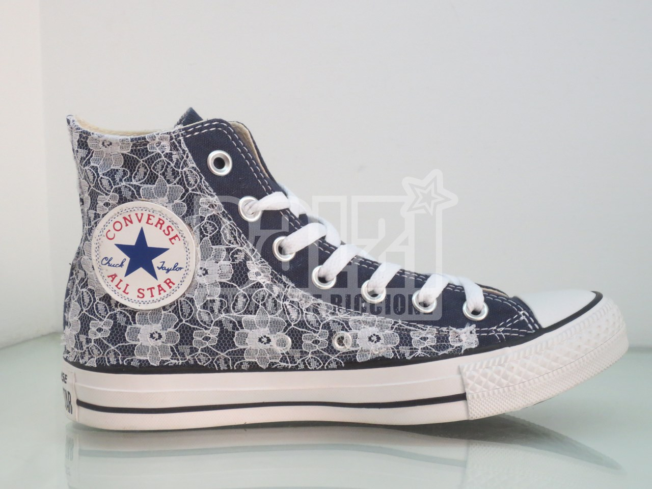 converse all star blu navy