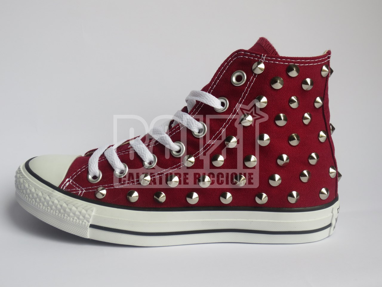 converse all star bordo alte