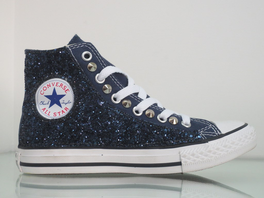 2converse all star bambina