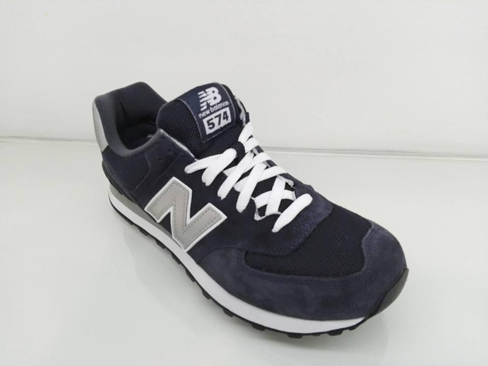 New Balance 574 Uomo ML 574 NN Blu