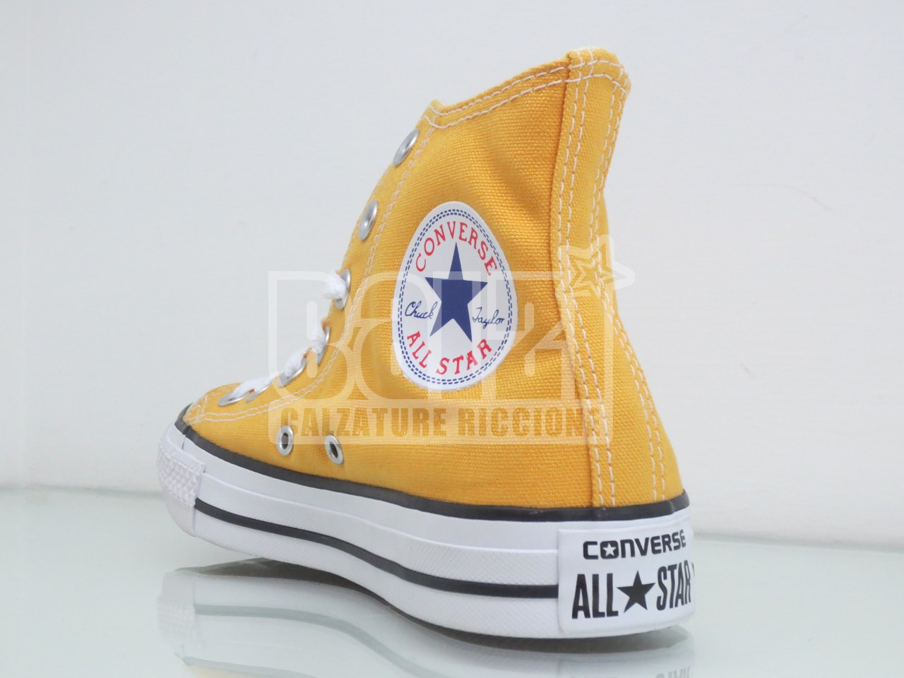 all star converse 26 gialle