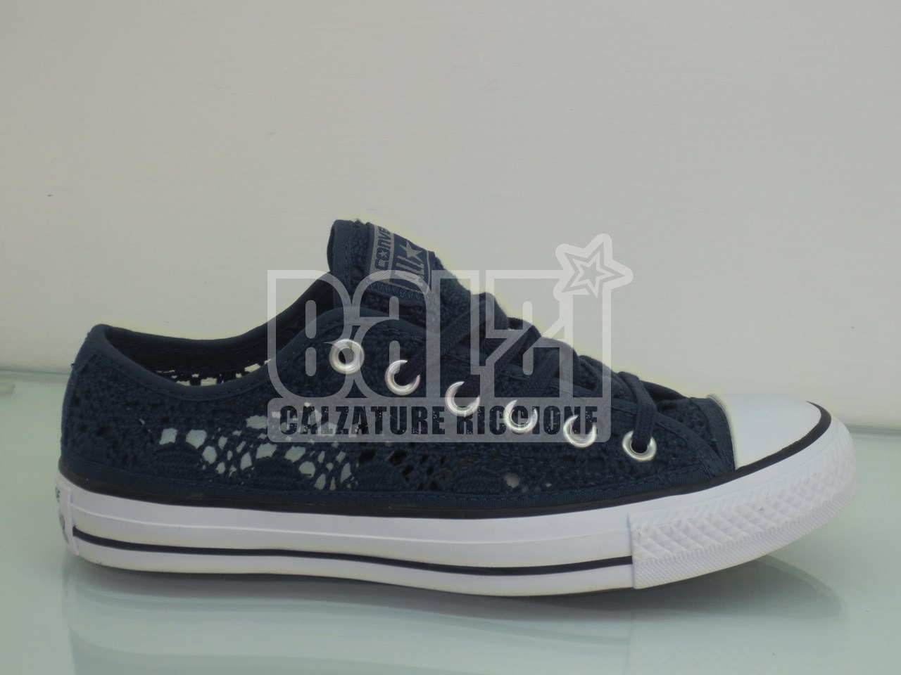 converse all star donna basse pizzo