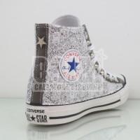Vendita Online Converse All Star Pizzo Borchie Grigie - Balzi ...