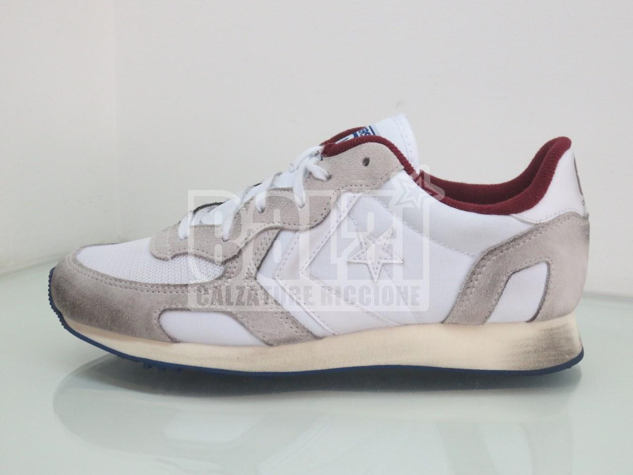 Vendita Online Converse Auckland Racer Bianco - Balzi Calzature 5a5041665
