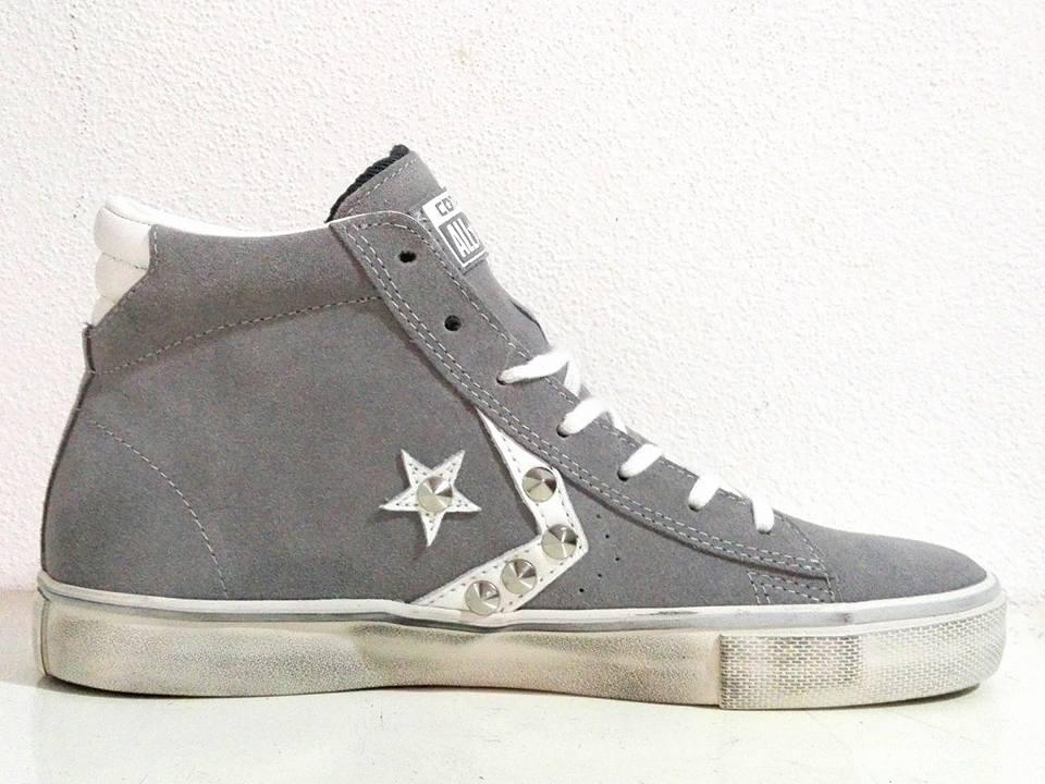 Converse PRO STAR metallico