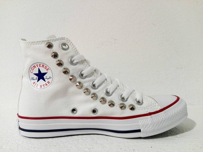 Nobile reali Comporre  Vendita Online Converse All Star Strass Borchie Bambina- Balzi Calzature