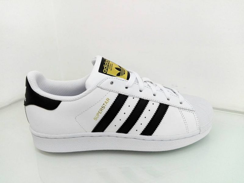 Adidas Superstar Foundation Bianche Uomo