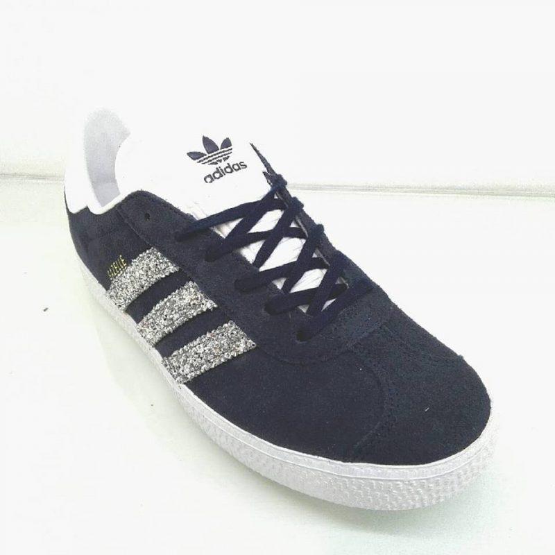 adidas gazelle nere 38