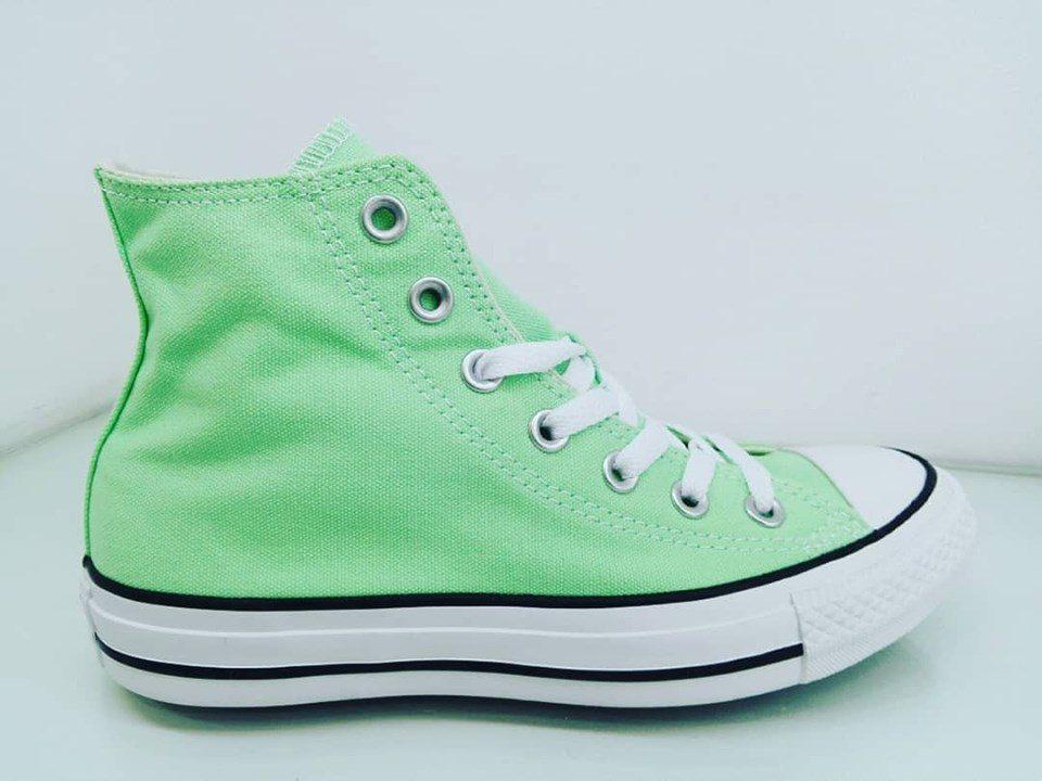 converse all star alte verdi