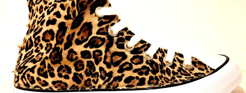 Converse Leopardate Balzi
